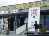 Kino Hvzda 35.Letn filmov kola Uhersk Hradit 24.7. 2.8.2009