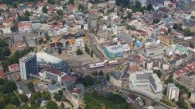 Liberec - Dolní centrum