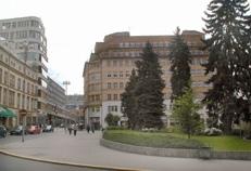 Liberec - Soukenické náměstí