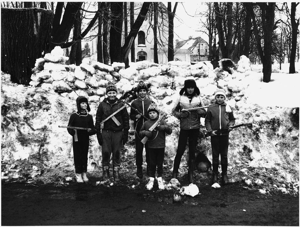 Stránské (1984)-Vesnice je svět